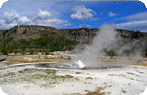 Jewel Geyser, Yellowstone